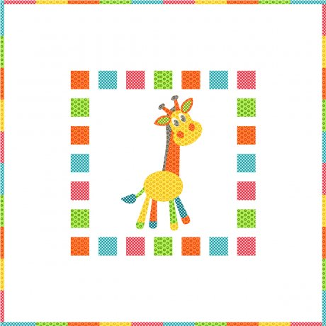 GIRAFFE (applique) -  PTN5009