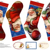 Santa Claus is Coming to Town DP21694-24