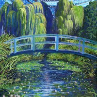 Artisan Spirit Water Garden DP21917-44